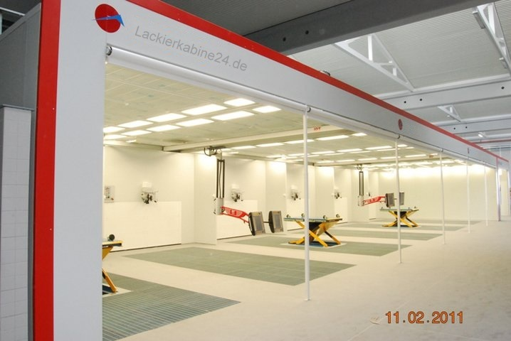 lackiercontainer