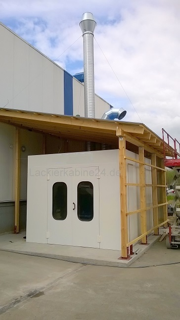 auto lackierbox